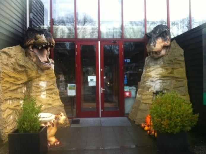 Dinomuseum in Boxtel.