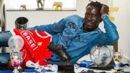 """Mbaye Leye blikt in negen momenten terug op zijn carrière: """"En ik wilde maar één jaar in België spelen..."""""""