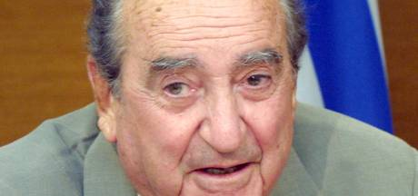Griekse ex-premier Mitsotakis (98) overleden