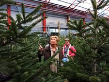 Postbode bezorgt voor een tientje de kerstboom aan huis