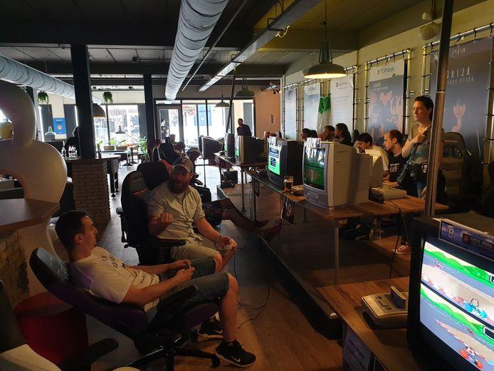 Fans van het spel Mario Kart kunnen van 18 t/m 22 augustus weer los tijdens het wereldkampioenschap in Alphen aan den Rijn
