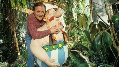 PORTRET. Asterix-tekenaar Uderzo (92) overleden: liefst van al nam hij de Galliërs mee in zijn graf