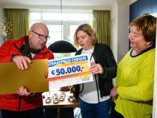 Straatprijs valt in Deventer: Rochea en Marijke verrast met 50.000 euro