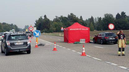 Fietser (84) op slag dood na ongeval op Zuiderring