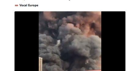 Omstreden Britse columniste legt onbestaande link tussen brand Koekelberg en jihadisme
