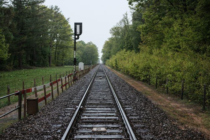 De onbekende man kwam op een afgelegen plek in het buitengebied van Wehl om het leven.