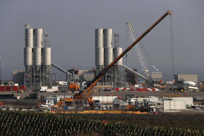De kosten van de nieuwe kerncentrale in Hinkley Point in het VK zijn opgelopen tot bijna 23 miljard euro.