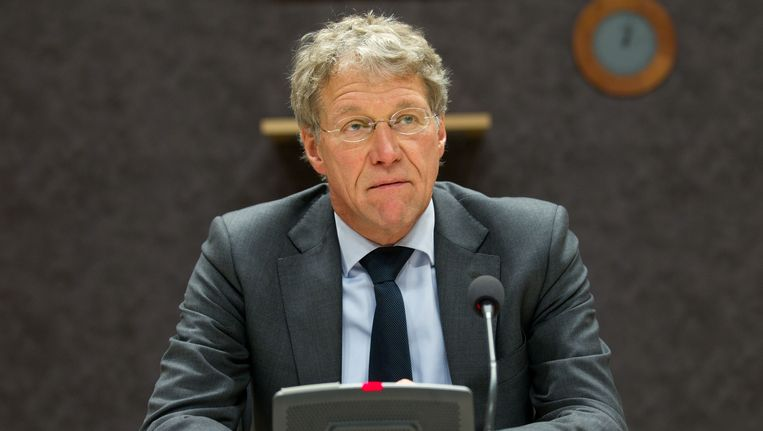 Jan van Rutte Beeld anp