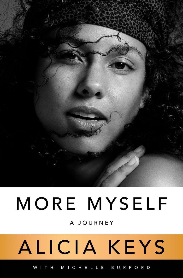 De cover van het boek 'More Myself: A Journey'