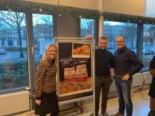 Worstenbroodje met zwam uit Deurne valt in de smaak