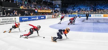 WK shorttrack in Dordrecht: 'Mooi moment om de stad nog meer op de kaart te zetten'