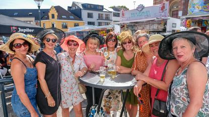 Druivenfestival feestelijk afgesloten
