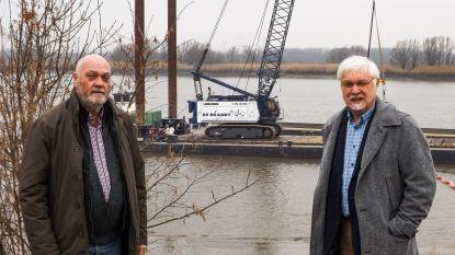 """10.000 kubieke meter slib wordt weggepompt uit Benedenvliet: """"Extra ruimte voor waterbuffering"""""""