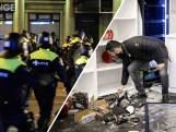 Eigenaar van geplunderde winkel in Rotterdam: 'Alles is weg!'