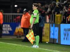 Fan Mechelen valt in voor geblesseerde arbiter: 'Gelukkig was ik nuchter'