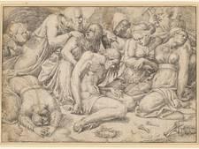 Rijksmuseum toont 'uiterst zeldzame' tekening Vermeyen