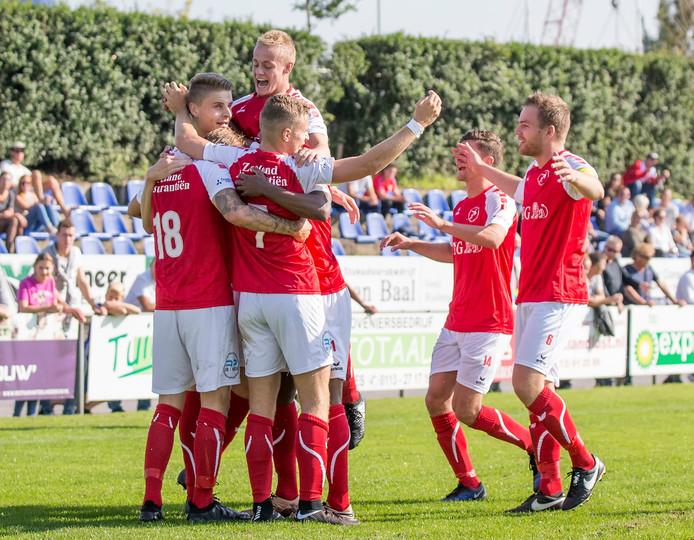 Bij monde van Hugo Barends liet Goes vrijdagavond weten de derby tegen Vlissingen best op zaterdag te willen spelen.