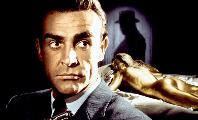 James Bond - Goldfinger.