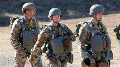 Naaktfoto's vrouwelijk personeel Armed Forces gedeeld op sociale media