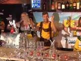 Online feesten in de Skihut in Rotterdam