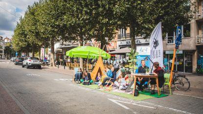 """Gents MilieuFront reageert op column Kurt, maar hij heeft zijn antwoord klaar: """"Bomen op parkeerplaatsen is een pestmaatregel, het kan echt wel anders"""""""