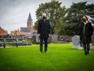 Begraafplaats krijgt stevige opwaardering en nieuwe sanitaire unit