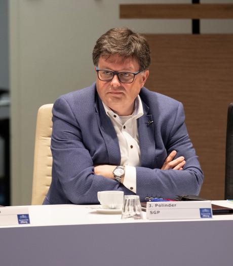 Na bewogen jaar neemt Jan Polinder (SGP) afscheid van de politiek in Elburg