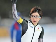 Kodaira ook de snelste op 1000 meter, Wüst vierde