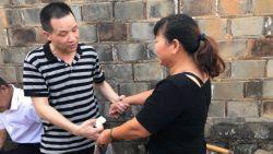Man vrijgelaten die 27 jaar lang onschuldig in Chinese gevangenis zat