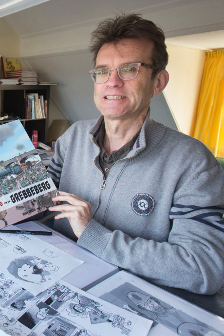 Oosterbeekse striptekenaar Hennie Vaessen winnaar Prodesseprijs 2019