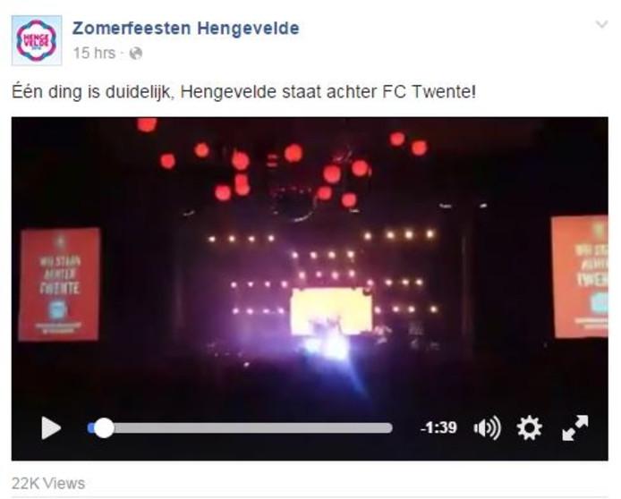 Foto: Facebook/Zomerfeesten Hengevelde