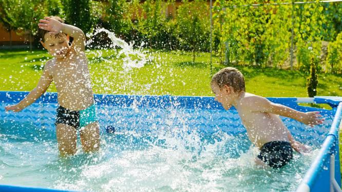 Zo vermijd je dat je het water uit je opzetzwembad vaak moet vervangen