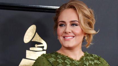 Adele werkt eindelijk aan nieuw album