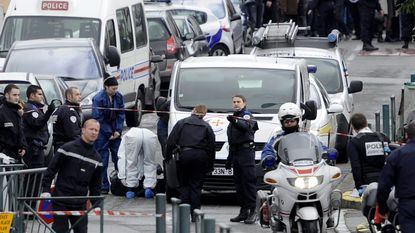 Drie aanslagen in Frankrijk met zelfde wapen gepleegd
