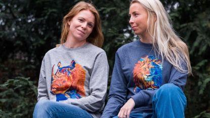 Kapelse zussen verkopen kleding om olifanten te redden