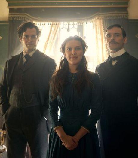 Millie Bobby Brown interprète la petite sœur de Sherlock Holmes, dans une nouvelle production Netflix