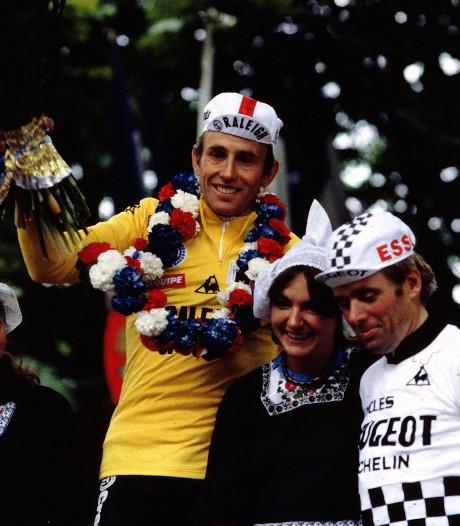 Nieuw podium voor Tour-winnaar Joop Zoetemelk
