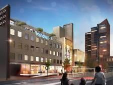 Plan postkantoor Enschede: minder ruimte bioscoop en horeca, meer kantoorruimte