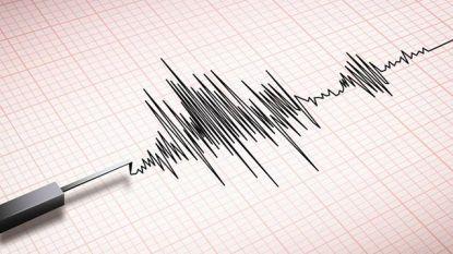 Vorig jaar drie aardbevingen te voelen in België