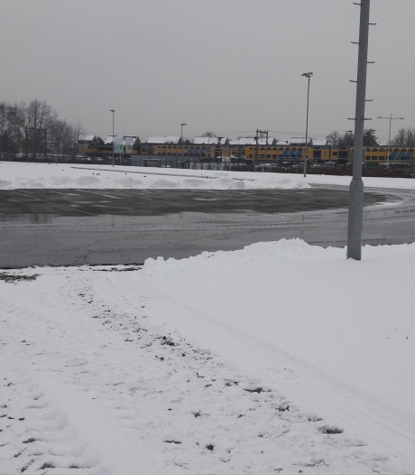 Apeldoornse schaatsclub houdt de moed er na tegenvaller in