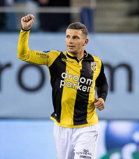 Bero mist bekerkraker Vitesse, twijfel over Linssen