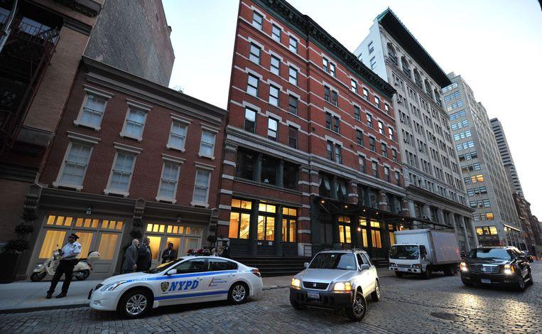 Acht jaar geleden kreeg de gevallen voormalige IMF-voorzitter Dominque Strauss-Kahn huisarrest in TriBeCa, New York.