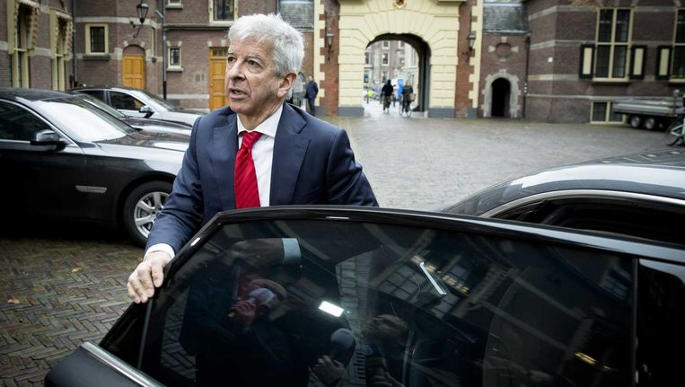 Minister Ronald Plasterk Beeld anp