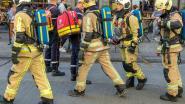 Brandweer redt drie mensen uit bel-etagewoning