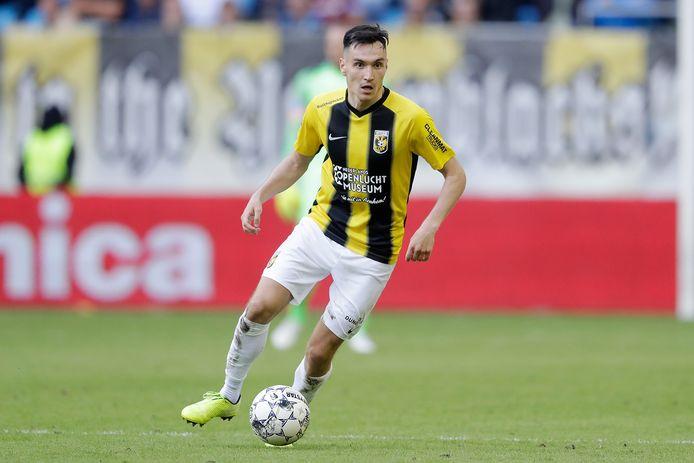 Vyacheslav Karavaev vertrekt bij Vitesse. Hij gaat naar Zenit Sint-Petersburg