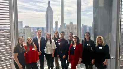 PXL-studenten promoten Vlaanderen in de VS
