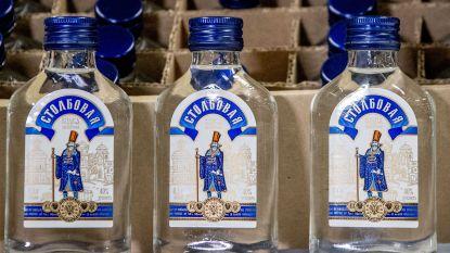 Met fles wodka en 3,36 promille achter stuur: maand rijverbod