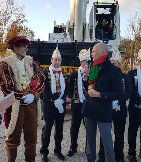 'Kaai' als geheugensteuntje voor Commissaris in Den Bosch