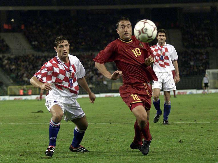 Branko Strupar speelde met de Rode Duivels in 2000 nog een WK-kwalificatie-interland tegen zijn geboorteland Kroatië.