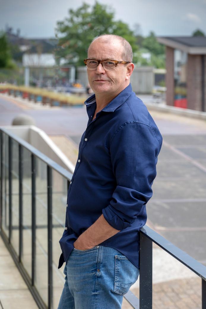 Jos van de Ven, verslaggever van het Brabants Dagblad, werd plots zelf nieuws door de acties van justitie.